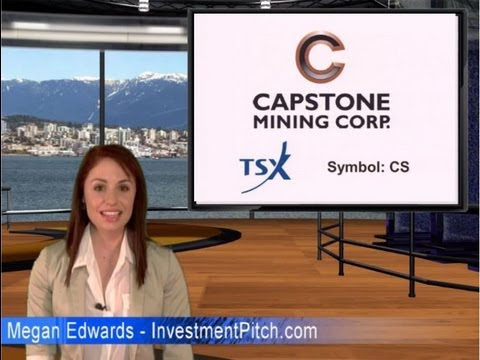 Jennings Capital Initiates Coverage On Capstone Mining Corp. (TSX: CS)