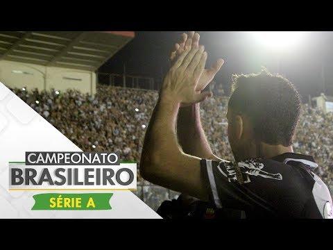 Melhores Momentos - Gols de Vasco 3 x 2 Fluminense - Campeonato Brasileiro (27/05/2017)