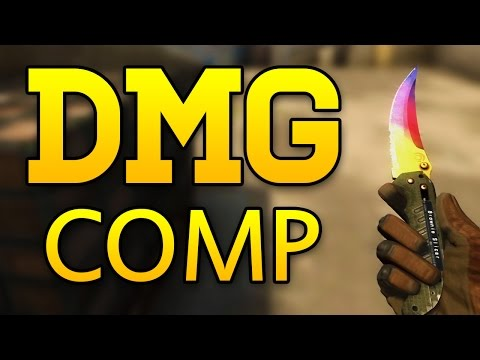 Are DMG Games Hard? CS GO Competitive Match