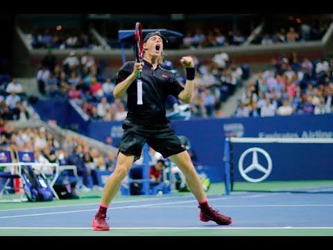 2017 US Open: Denis Shapovalov R4 Press Conference