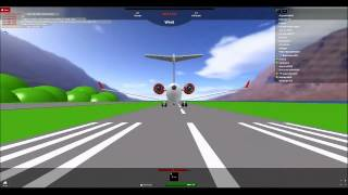 Take-offs & landings (muted) (roblox)