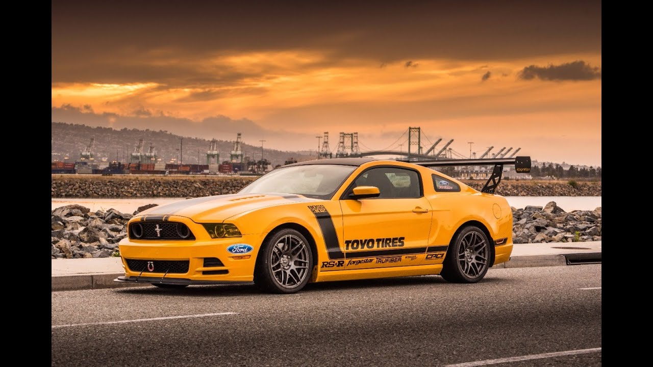 modified mustang boss 302 one take youtube. Black Bedroom Furniture Sets. Home Design Ideas