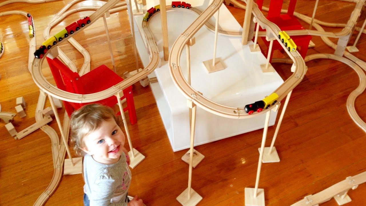 Feel like a run? Kids IKEA train set - Toy Train Track 26 ...