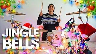 JINGLE BELLS | Alejandro Drum Cover *Batería*