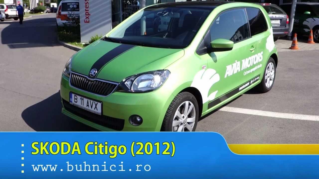 Skoda Citigo 2012 (www.buhnici.ro)