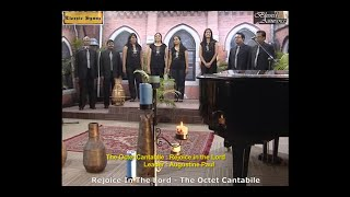 Rejoice In The Lord The Octet Cantabile - Classic Hymns album Blessed Assurance