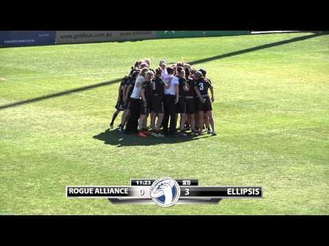 2016 AUC |  Ellipsis vs Rogue Alliance - Womens Final