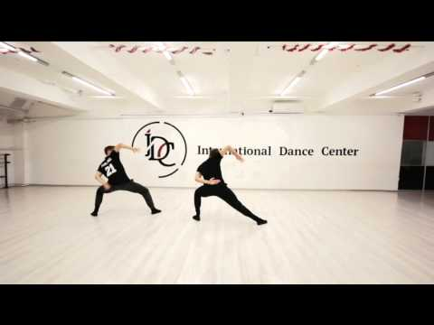 Boris Shipulin choreography contemporary, International Dance Center