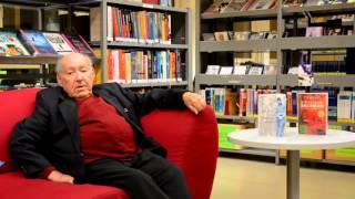 Sally Perel im Interview mit Abina Sutharsan am RNG