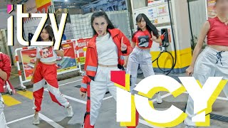 """ITZY _ """"ICY"""" DANCE COVER by XP-TEAM from INDONESIA 