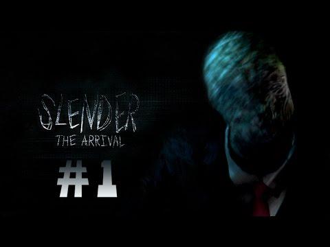 Прохождение Slender: The Arrival 2.0 - ОН НАБЛЮДАЕТ #1