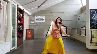 Leja Leja Re | Dance Choreography | Sangeet | Western And Traditional | Aim Studio