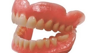 Искуственные зубы , делают так !!!(, 2014-01-20T13:30:03.000Z)