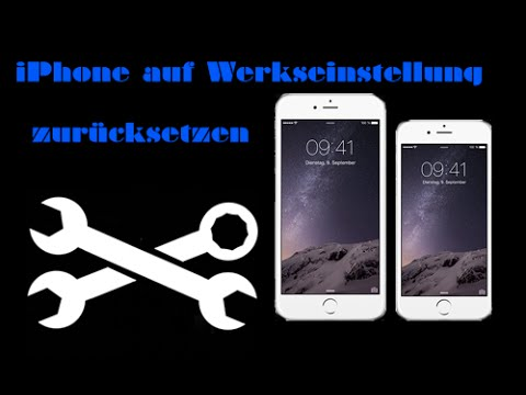 iphone 6 und ios 8 auf werkseinstellungen zur cksetzen youtube. Black Bedroom Furniture Sets. Home Design Ideas