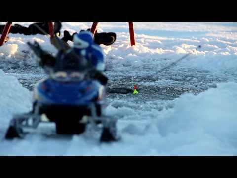 RC Ice Fishing