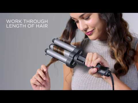 Revlon Jumbo 3 Barrel Hair Waver