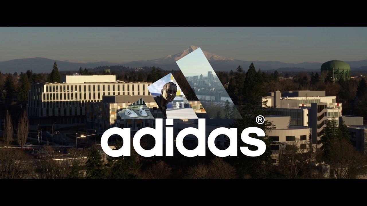 Adidas North American Headquarters Campus Tour