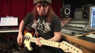 Classic guitar sounds with Neil Citron and GTR3 Pt2/5