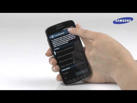 Samsung Galaxy S4 Active - Przydatne funkcje