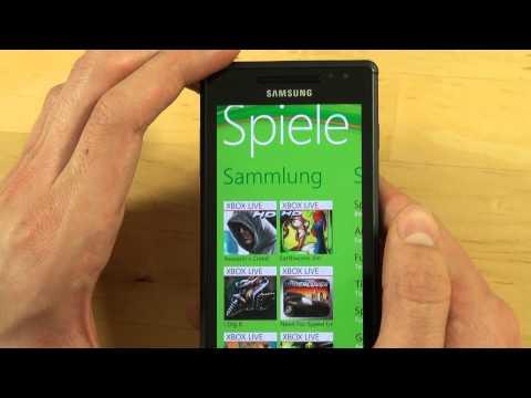 Samsung I8700 Omnia 7 Test Multimedia