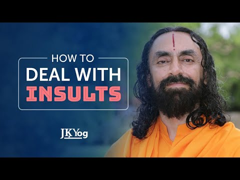 How to Deal with Insults and Unfair Criticisms Like a Yogi? | Swami Mukundananda