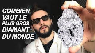 combien vaut le plus gros diamant du monde vrai ou faux 48