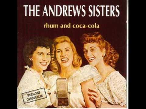 sing sing sing  the andrews sisterswmv