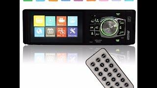 Videorec ITA AUDEW Stereo Auto Schermo Audio Bluetooth 1 Din MP3/MP5 Lettore