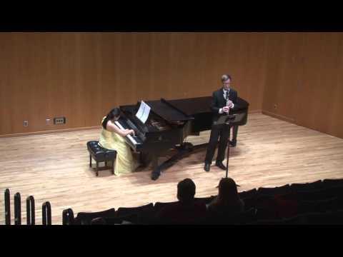 Zhiyu Wang DMA Piano Recital: Saint-Saëns, Debussy, and Franck