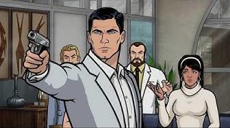 Archer Season 7 Trailer   The Nice Guys Style