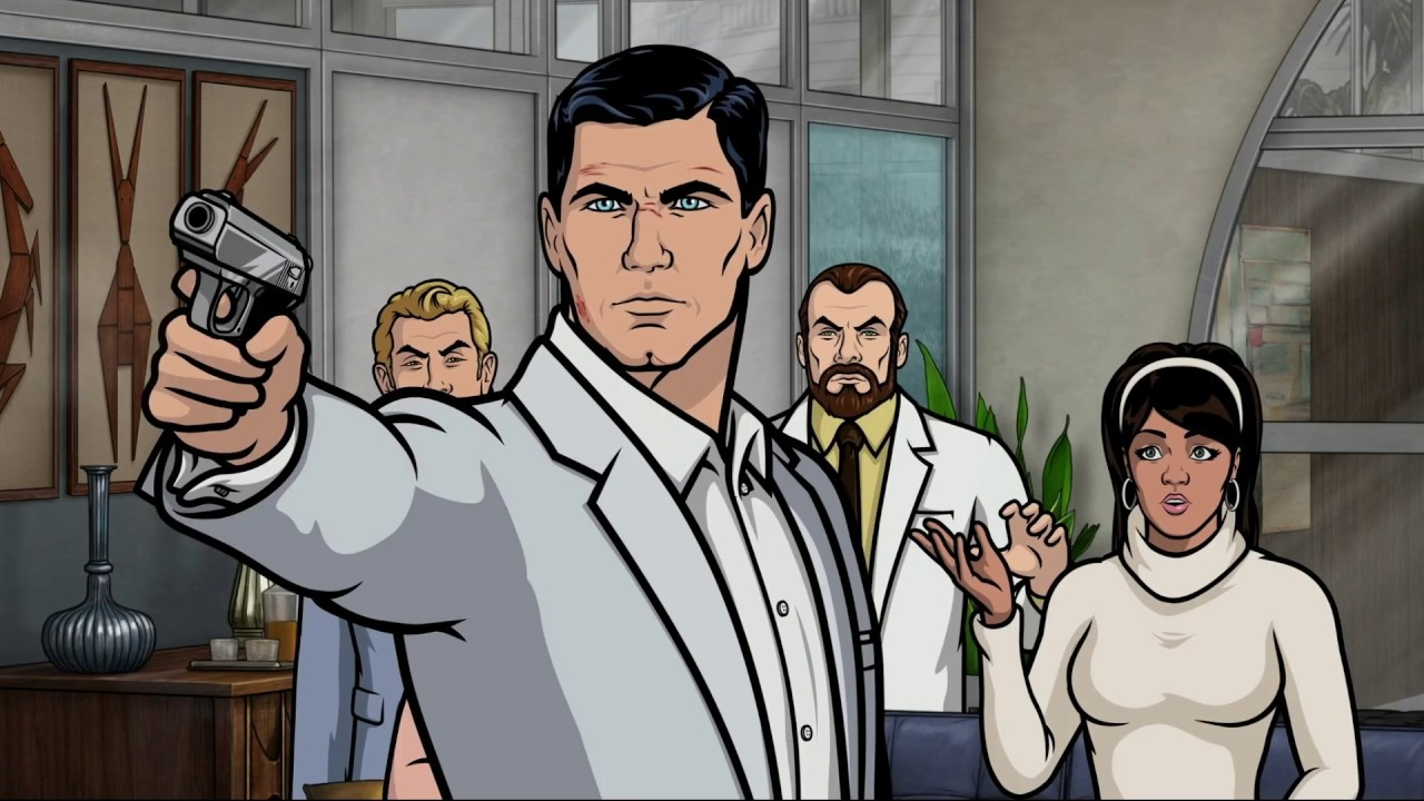 Download Archer Season 7 Trailer | The Nice Guys Style