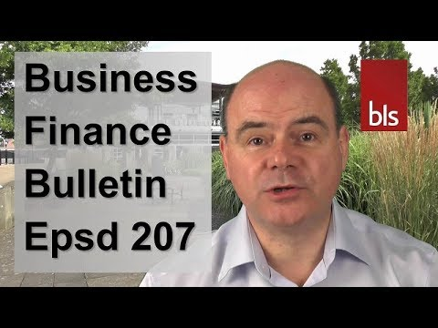 Reluctance to Borrow, Governance and Payment Practices Review and Asset Finance - BFB Epsd 207