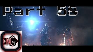 Resident Evil 6 - Walkthrough Let's Play - Part 58 | Ada Chapter 5: Helicopter