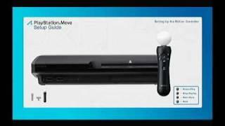 PlayStation Move Setup Guide (English)