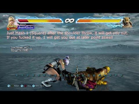 Tekken 7 Counter Guide - King Throw Combo