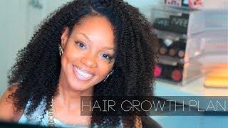 How to Grow Hair Fast! 100% WORKS!  | Hair Growing Secret | Natural Hair Relaxed Hair | BorderHammer