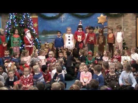Year 1 and 2 Christmas Performance 2017