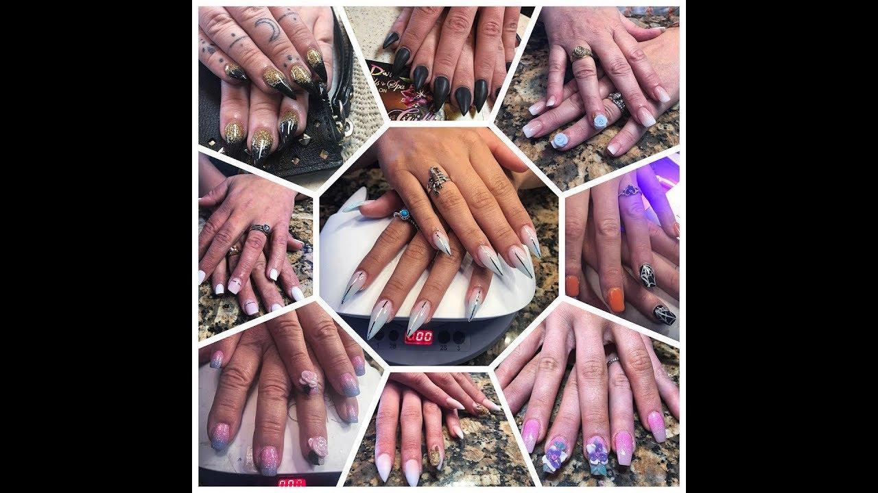 Diva Nails & Spa Salon Knoxville (Bearden) Near UTK Campus - YouTube ...