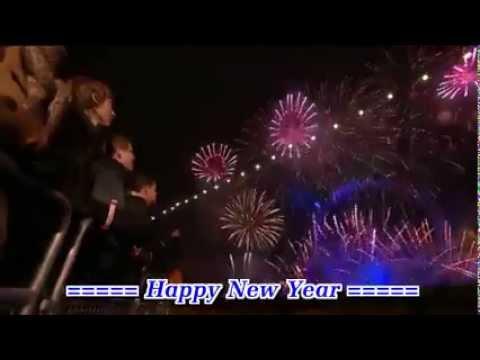 Happy New Year - Remix - Nonstop Version Karaoke - YouTube