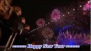 Happy New Year - Remix - Nonstop Version Karaoke