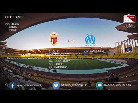 Le Débrief - Ligue 1 - J4 Monaco/Marseille