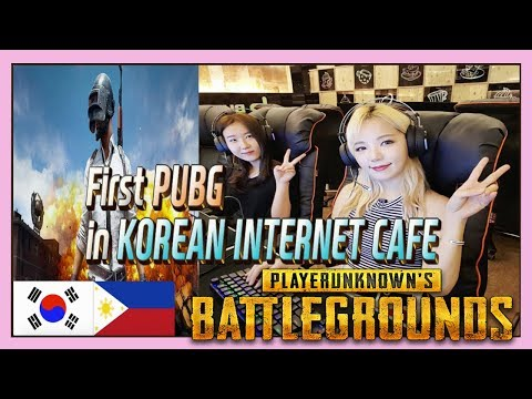 MY FIRST PUBG EXPERIENCE AND BECAME TOP3?! @BUZZ PREMIUM INTERNET CAFE