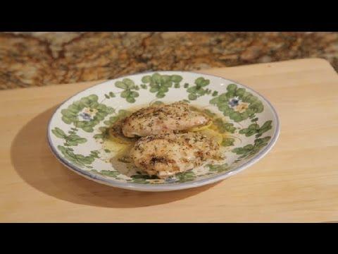 Baked Lemon Butter Chicken Breast Recipe : Chicken Recipes