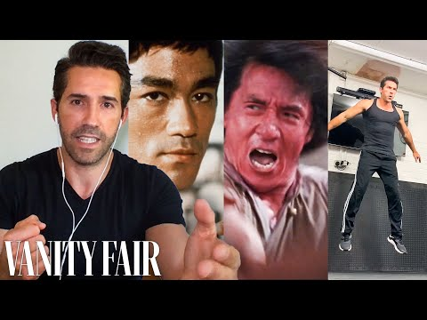 How Martial Artist Scott Adkins Trains for Action Movie Fights | Vanity Fair