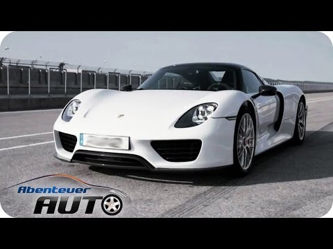 Produktion des Porsche 918 Spyder PART 1/2 | 900 PS pure Power - Abenteuer Auto