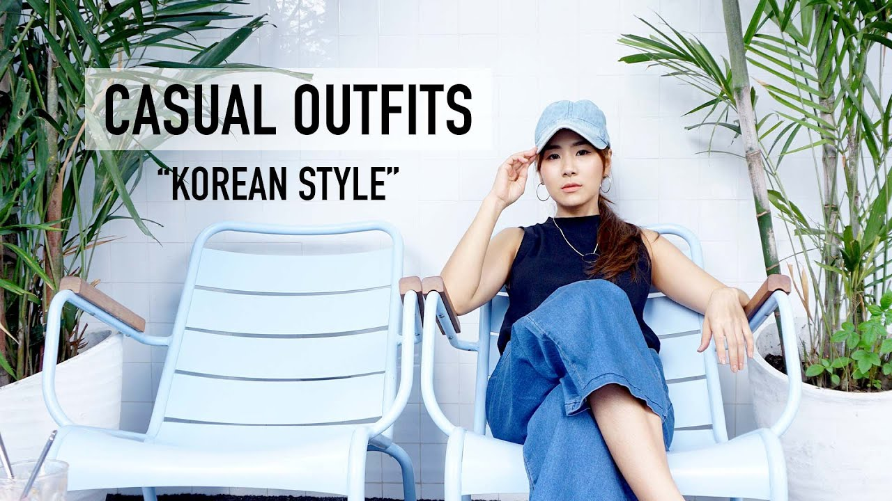 Casual Outfits 2016 Korean Style Romwe H M Forever21 Platinum Bkk Siam Square