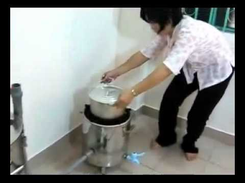Bếp Gas Sinh Học đun bằng khói   YouTube 2