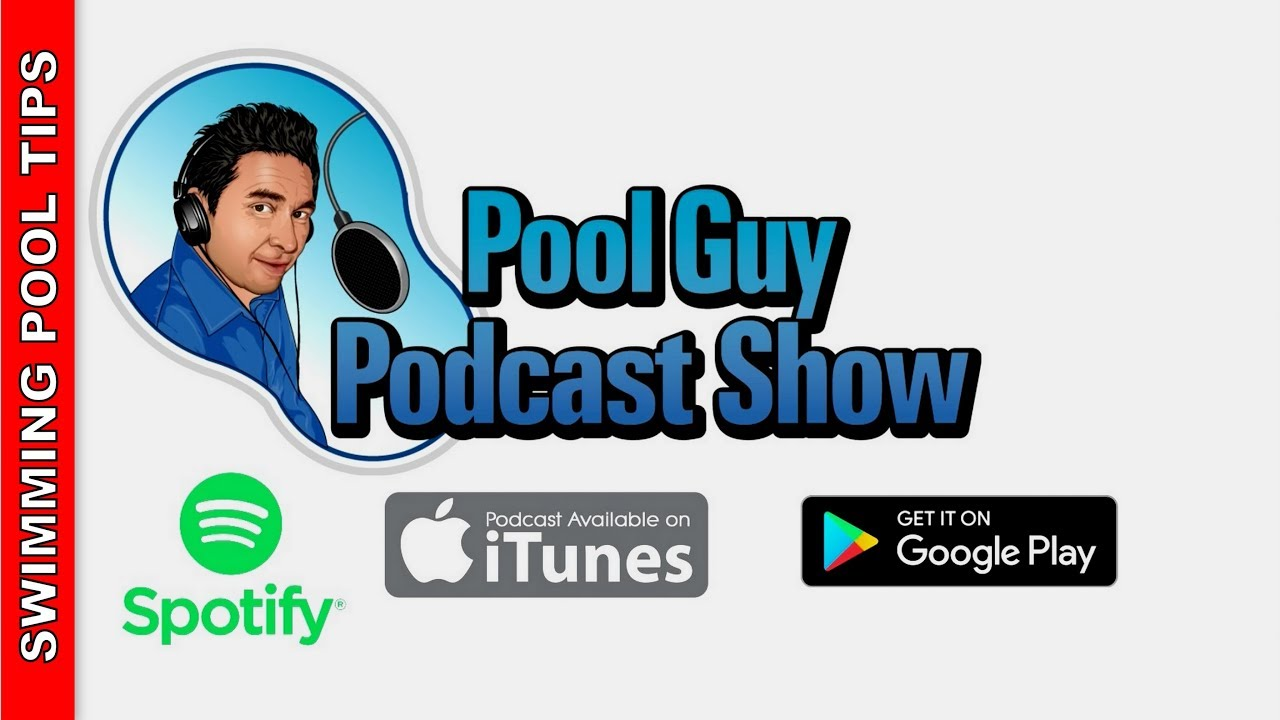 The pool guy show podcast subscribe to my weekly podcast for Pool guy show