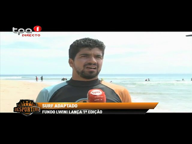 FUNDAÇÃO LWINI - SURF ADAPTADO