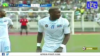 RD Congo vs Burundi (2-2) - Eliminatoires CDM 2018
